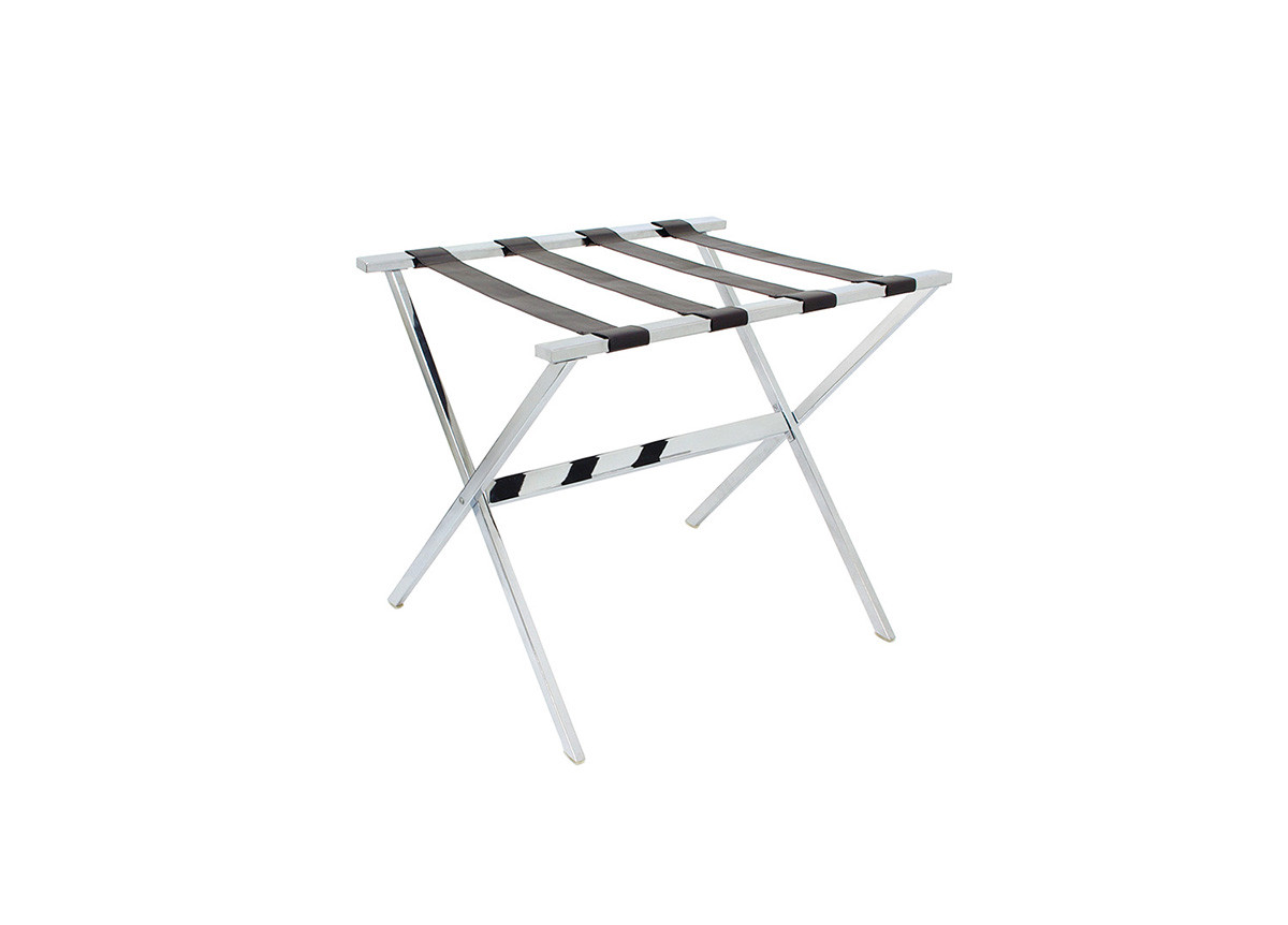 London Luggage Rack - Brown
