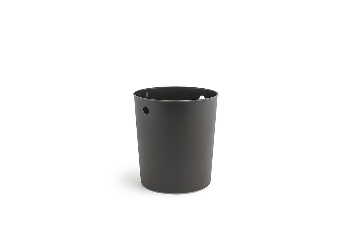 "9"" PP Cylinder Liner - Brown"