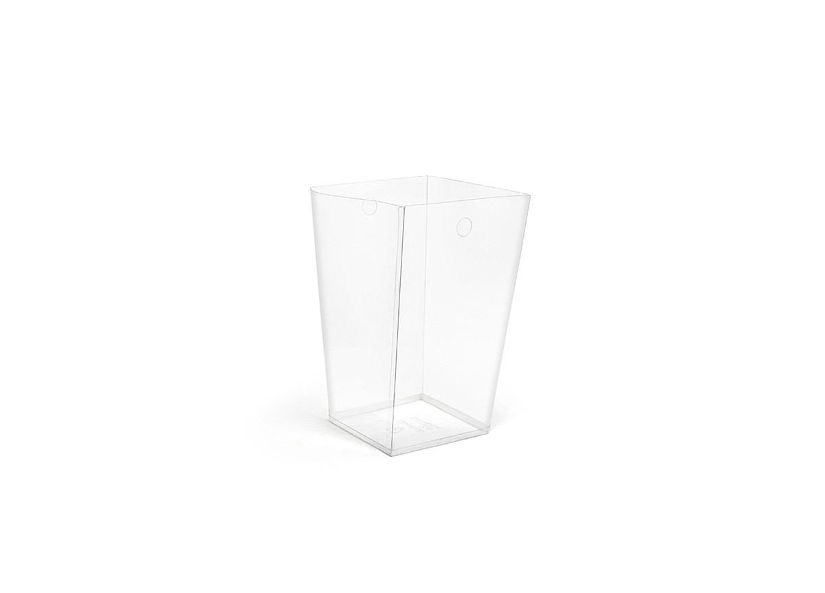 PVC Recycle Bin Liner - Clear