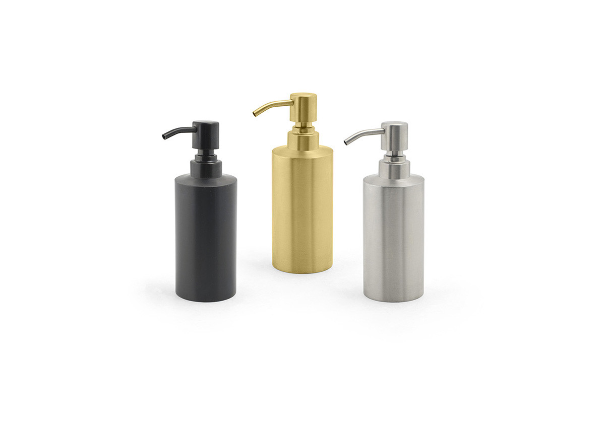12oz Stainless Steel Soap Pump