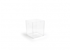 """8"""" PVC Cube Liner - Clear"""