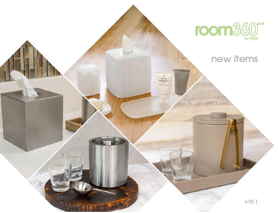 room360° by FOH New Items Brochure