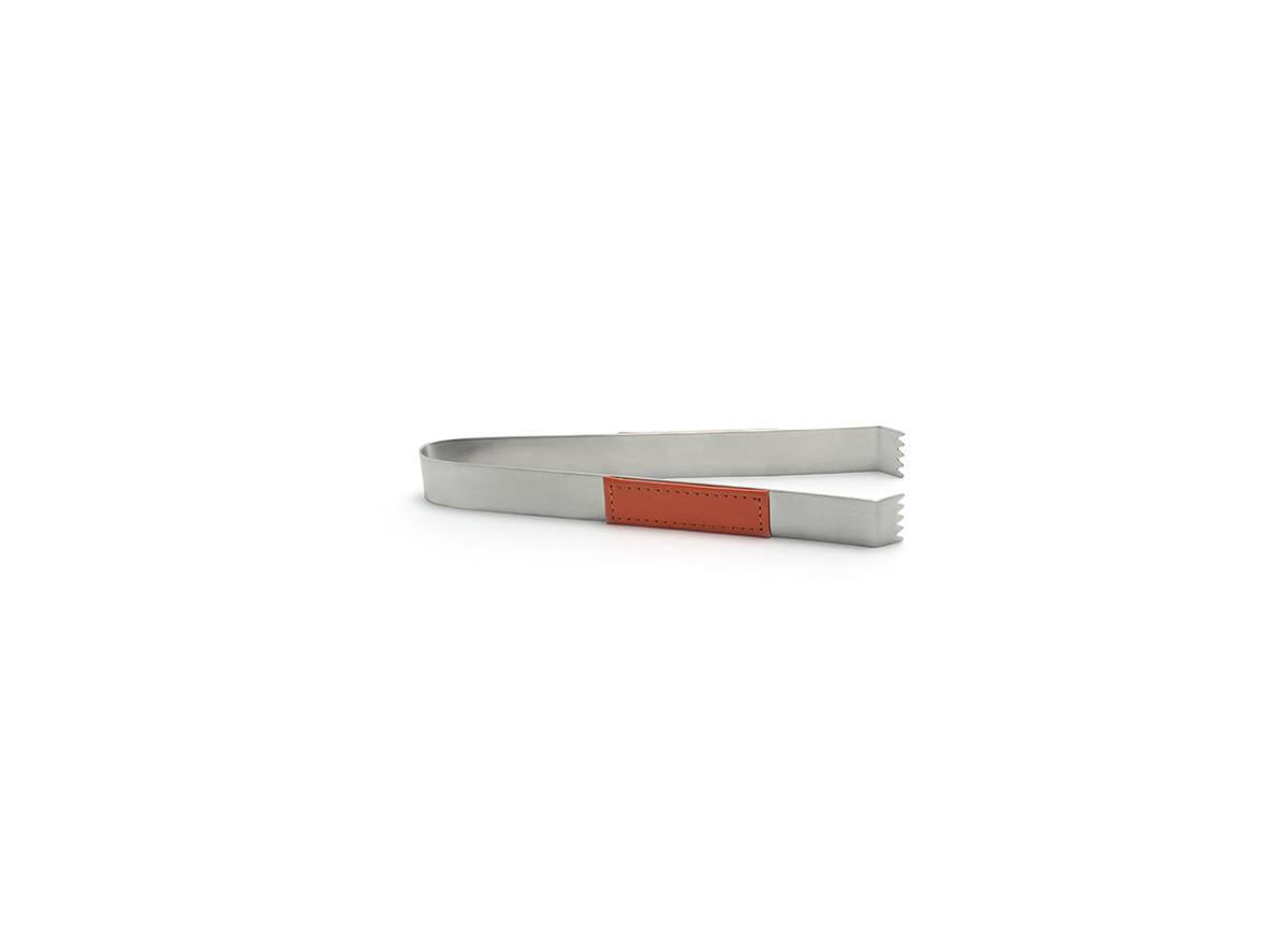 "7"" London Tongs - Persimmon"
