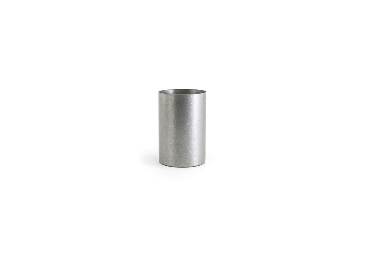 10oz Stainless Holder - Antique