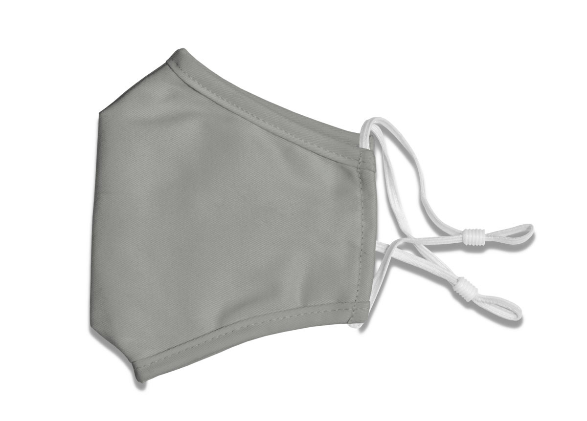 Sustainable Reusable Mask - Grey