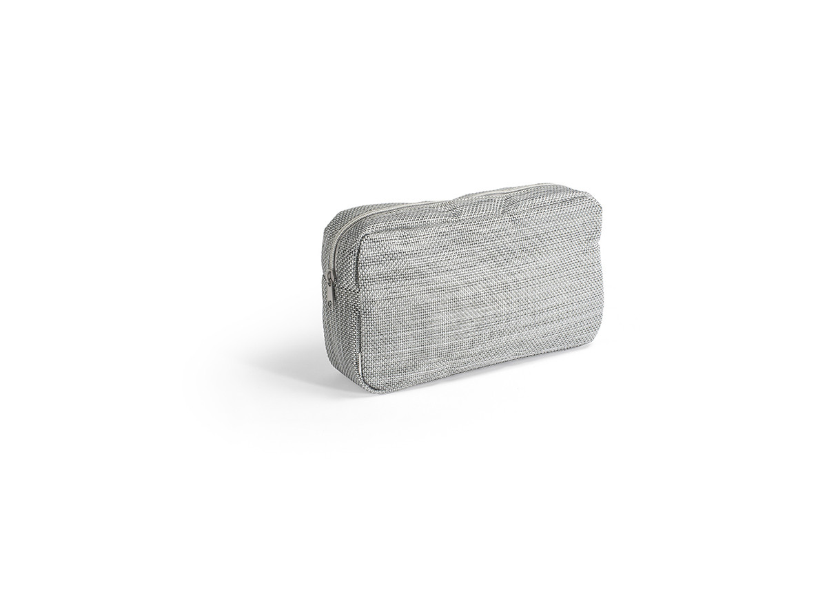 Metroweave Amenity Bag - Mesh Grey