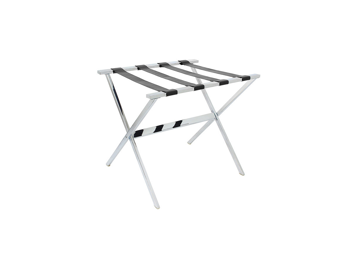 London Luggage Rack - Black