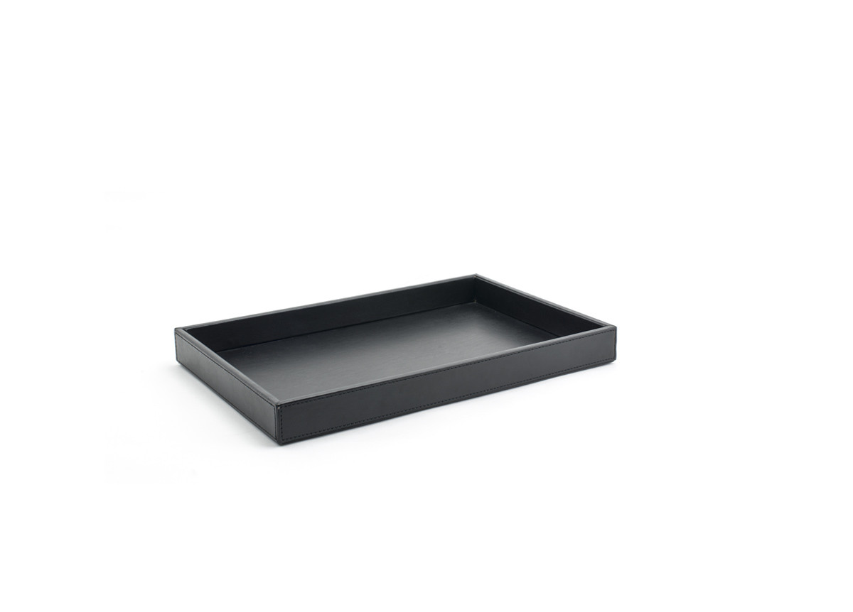 "15"" x 10"" London Tray - Black"