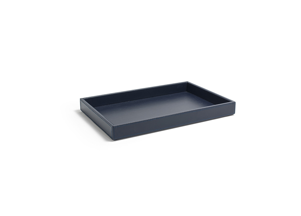 "15"" x 10"" London Tray - Navy"