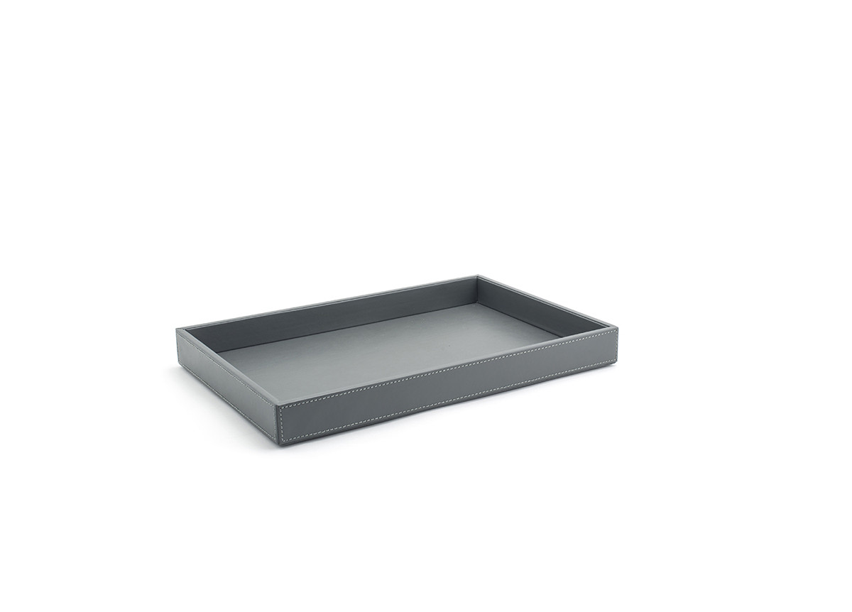 "15"" x 10"" London Tray - Smoke"