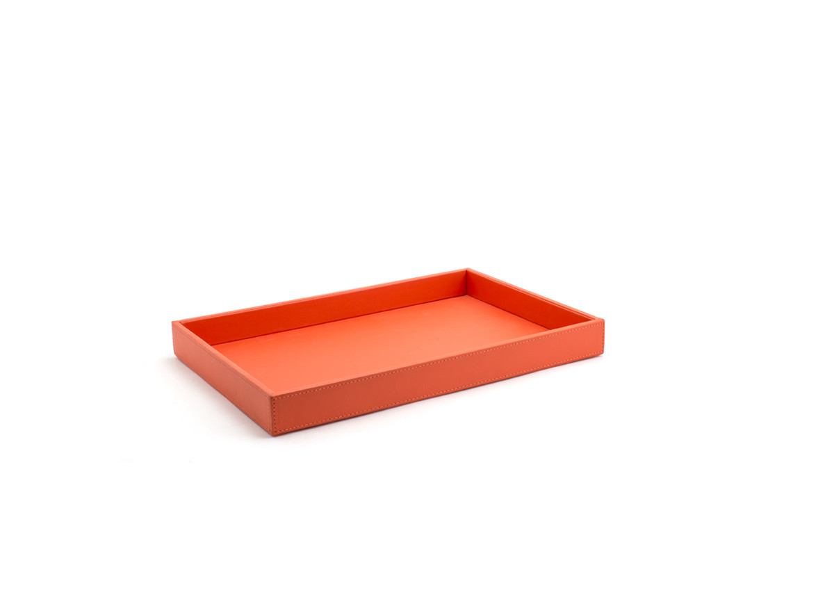 "15"" x 10"" London Tray - Persimmon"