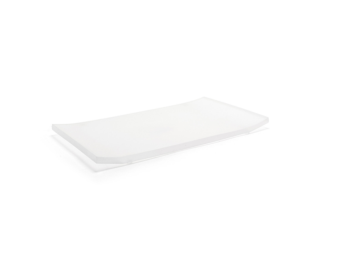 "15"" x 9"" Nassau Tray - Ice"