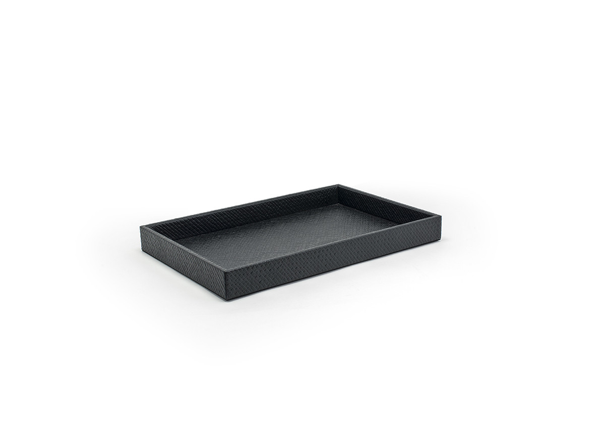 "15"" x 10"" Java Tray - Black"