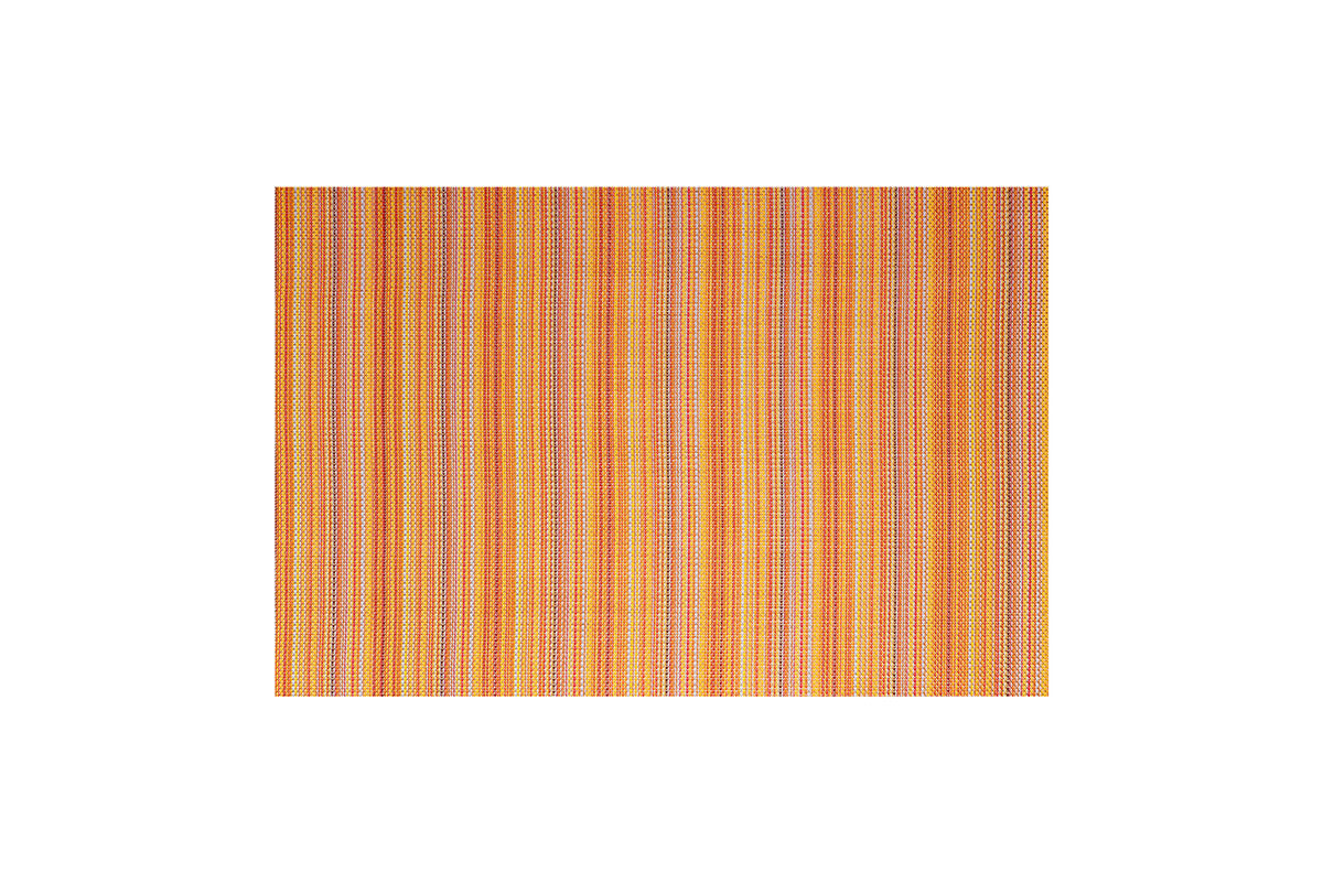 "18.25"" x 12"" Metroweave Mesh Mat - Orange"
