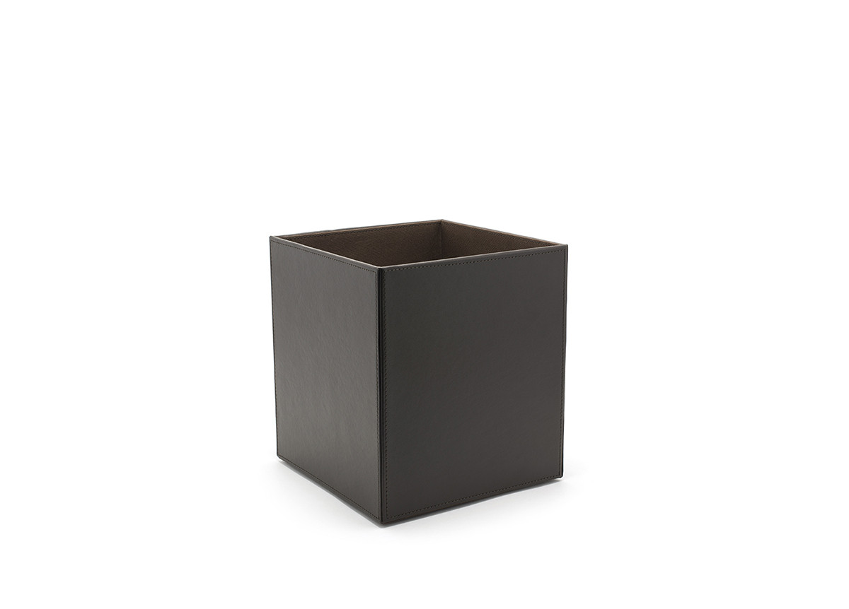 12.75qt London Cube - Brown