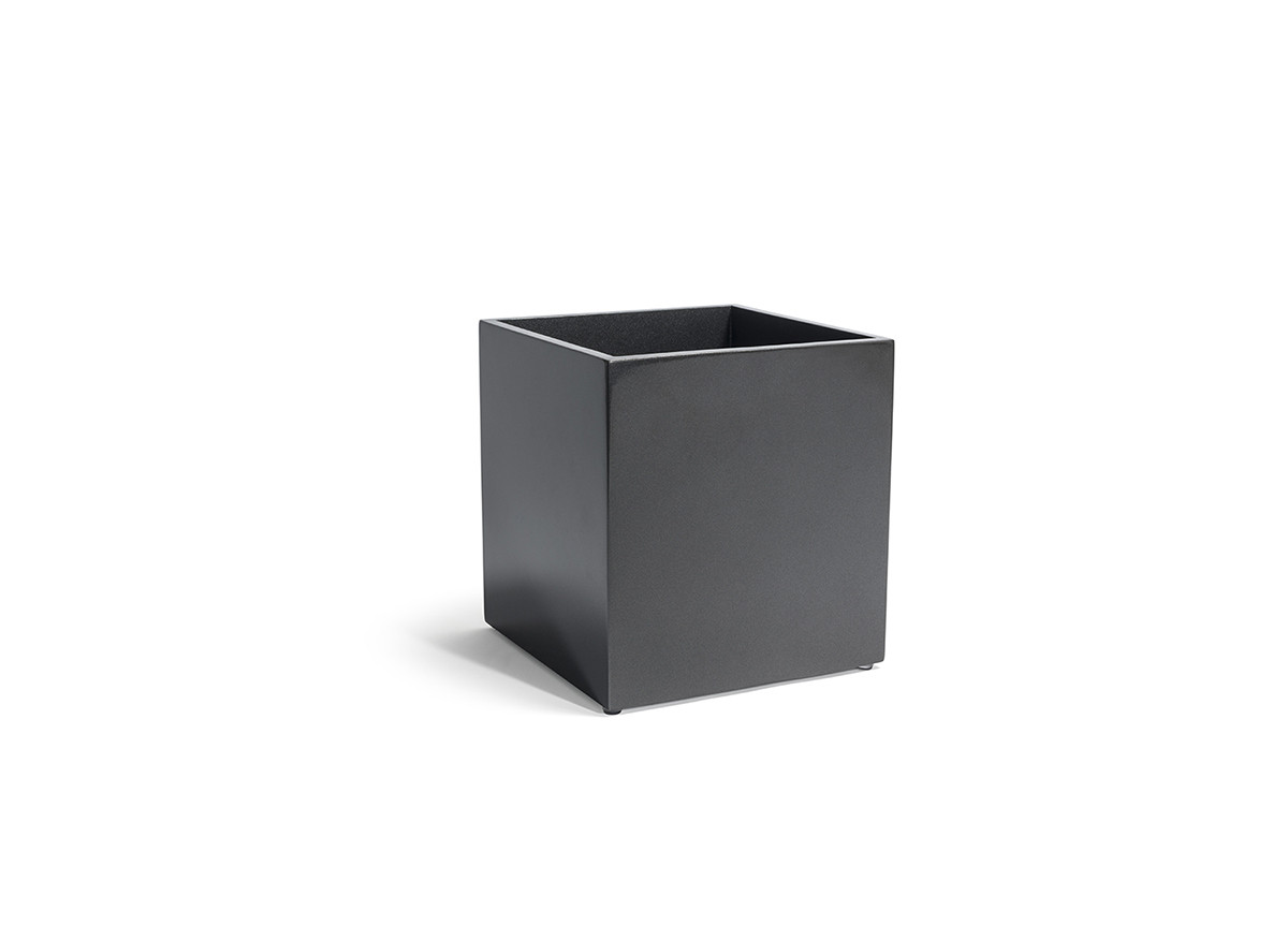 8qt New York Cube - Onyx