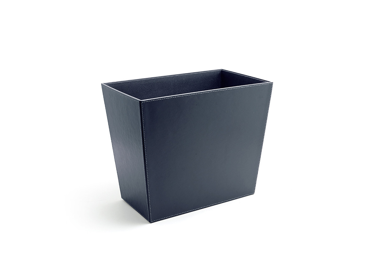 17qt London Recycle Bin - Navy