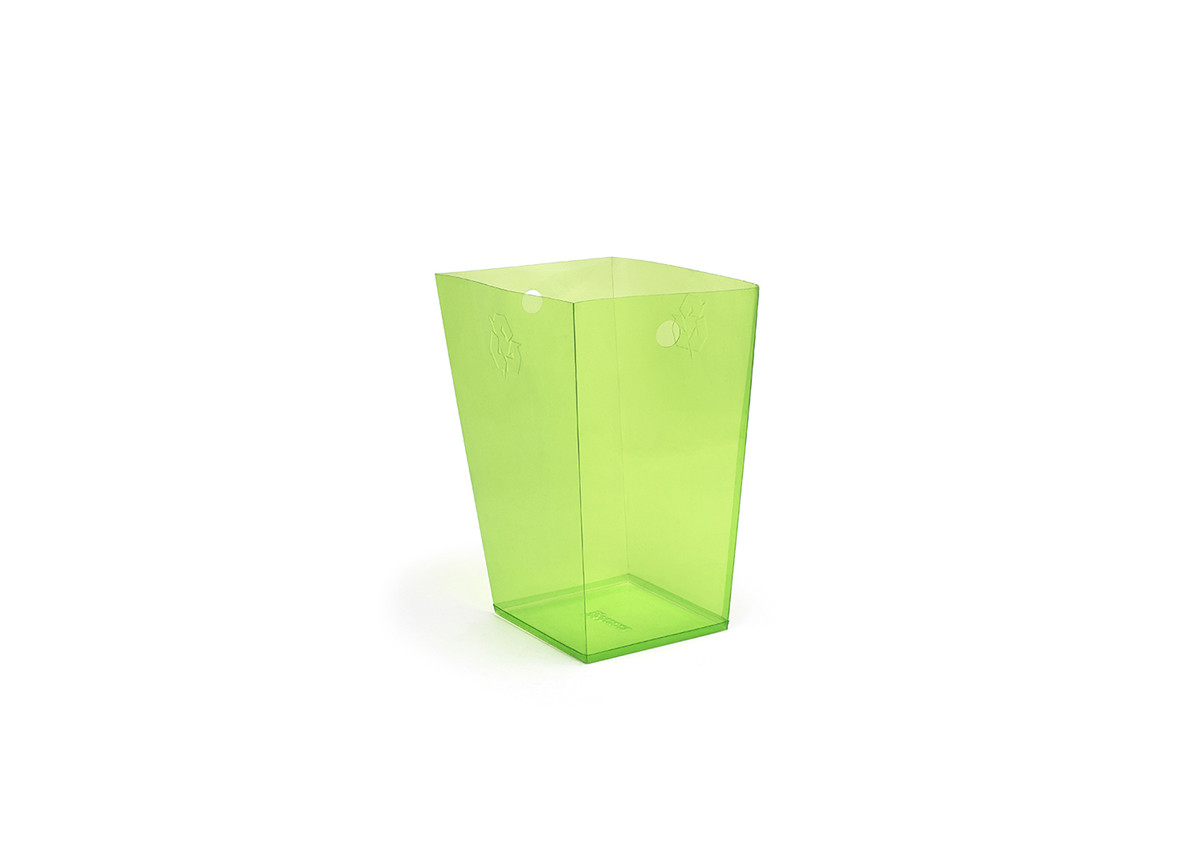 PVC Recycle Bin Liner - Green