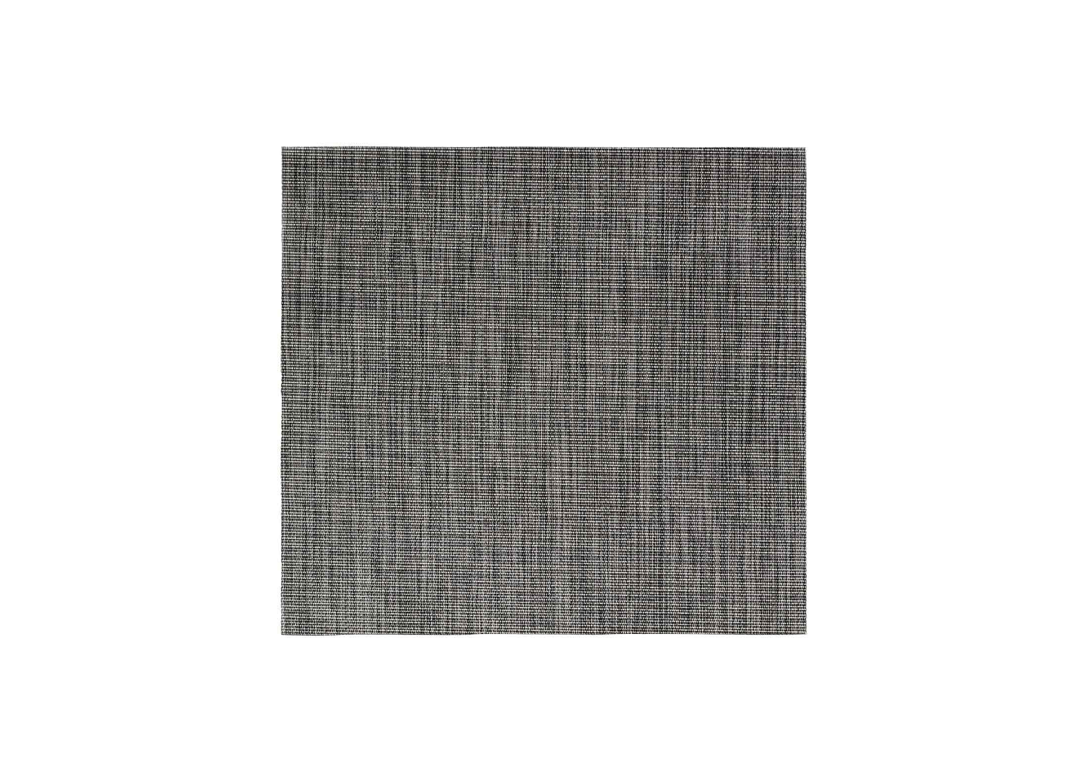 "14"" x 13"" Tweed Mat - Black"
