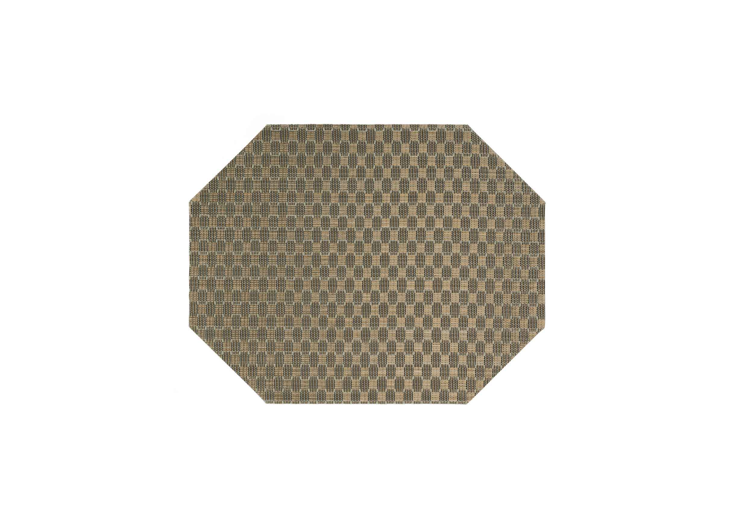 "14"" x 11"" Honeycomb Mat - Bronze"