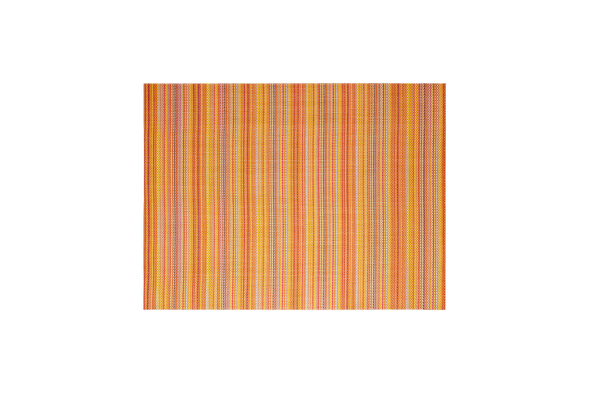 "16"" x 12"" Metroweave Mesh Mat - Orange"