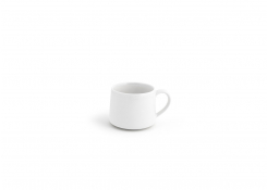 10oz Kiln Cup - White