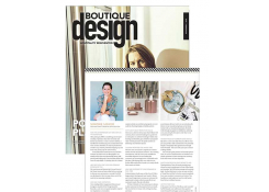 Boutique Design Magazine  Editorial - November 2018