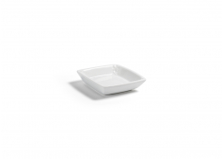 "3.75"" Square Milan Soap Dish"