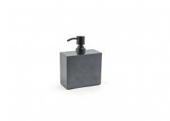 28oz New York Soap Pump - Onyx - with Matte Black Pump