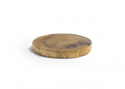"""14"""" Round ROOT Board- Natural"""