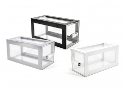 Metal Housing/Drawer Set