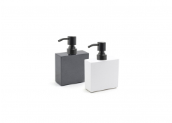 11oz New York Soap Pump - with Matte Black Pump