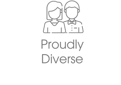 Proudly Diverse